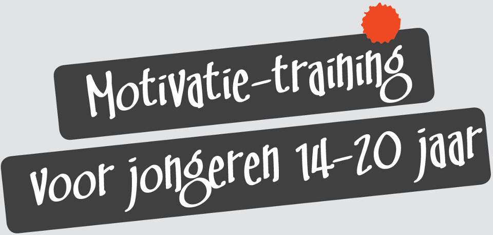 Motivatietraining voor jongeren van 14 tot 20 jaar